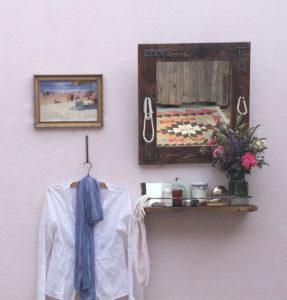Zrcadlo-retro-police-vintage