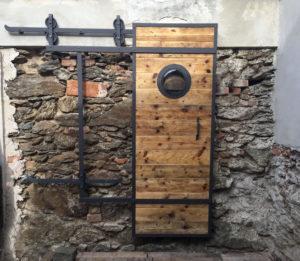 Zavesne designove dvere LofTrarin