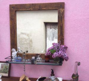 Designove industrilani zrcadlo