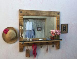 art-deco zrcadlo