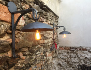 Lampa designova originalni