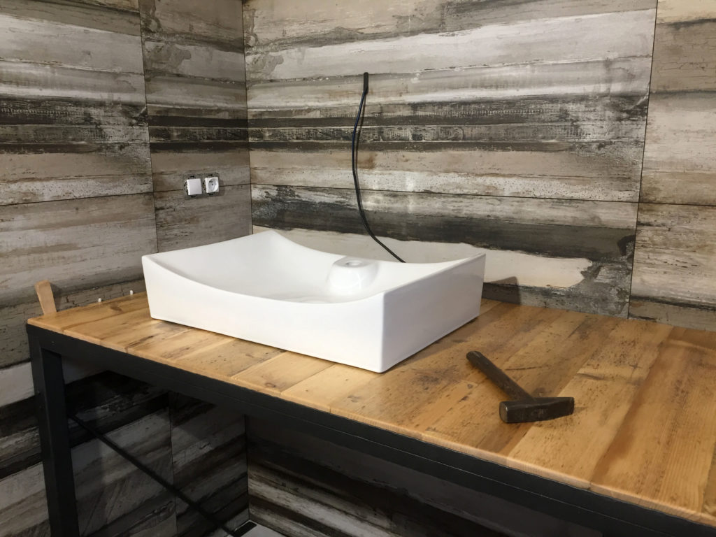 Koupelna designova na miru